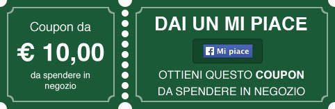 Coupon Estetica Like Facebook Rimini